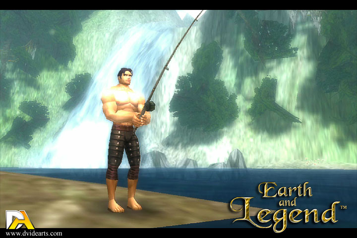 Earth And Legend Fishing